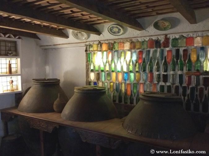 Visitar Museo Palmero: Bodega