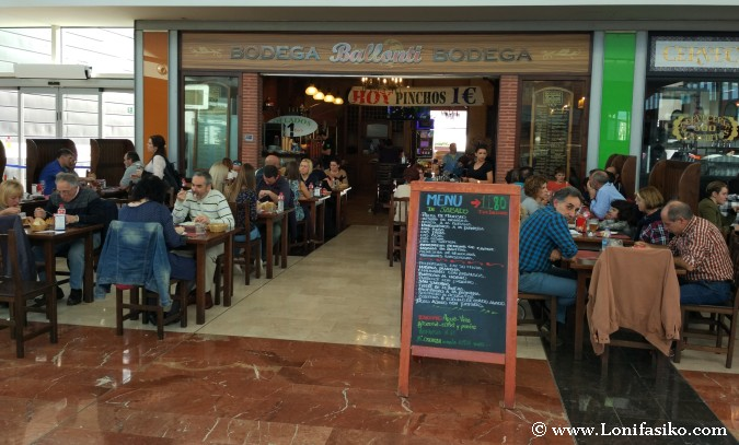 Bar Restaurante Bodega Ballonti