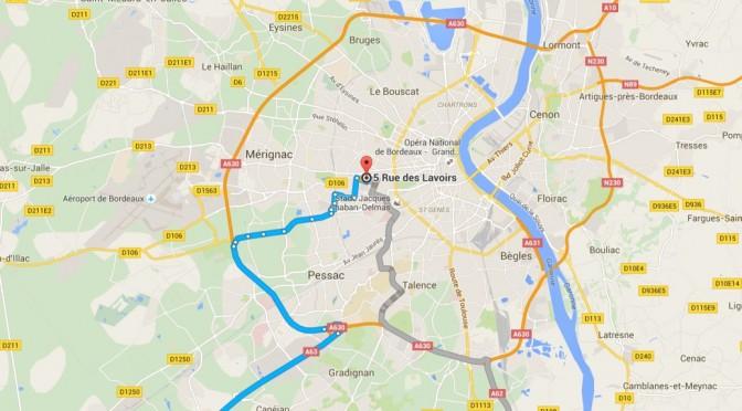 Seudotruco viajero para utilizar Google Maps sin conexión a Internet