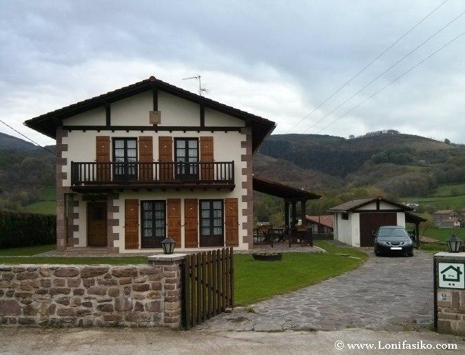 Casas rurales en Navarra Valle de Baztan