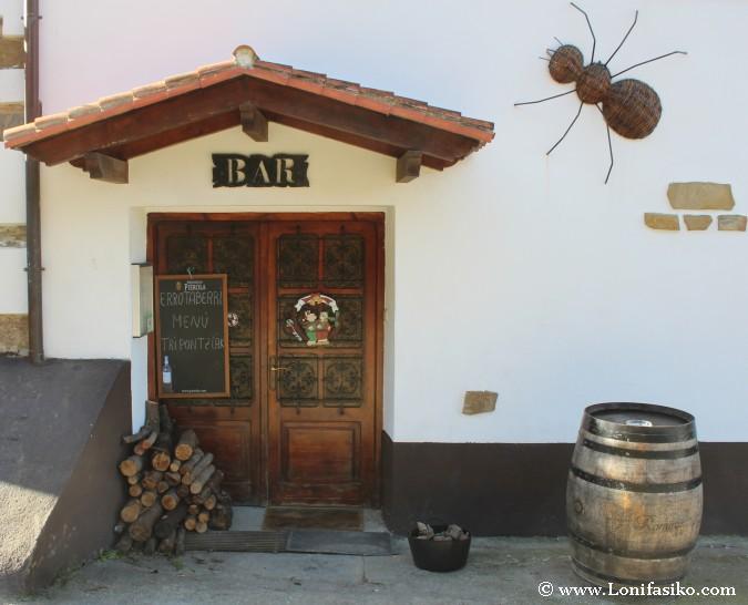 Dónde comer en Geoparkea