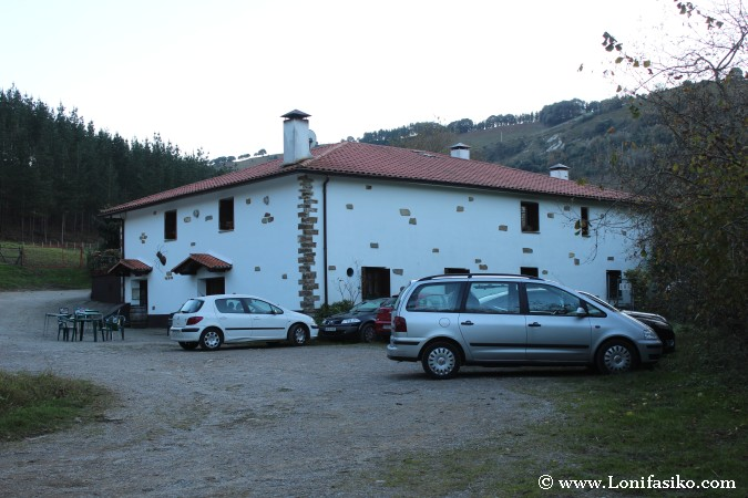 Alojamientos y casas rurales en Geoparkea - Geoparque de la Costa Vasca