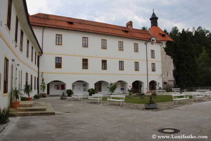 Castillo de Škofja Loka