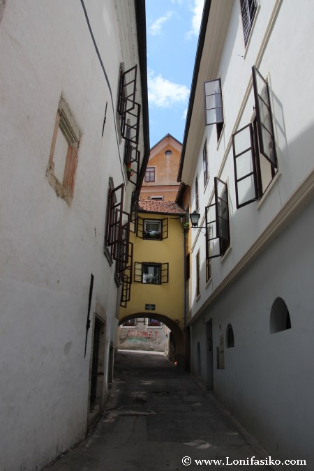 Škofja Loka arquitectura