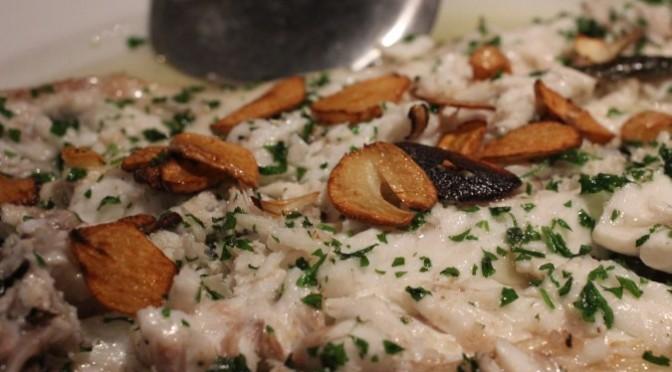 Milikuena restaurante en Abadiño: dónde comer chuleta y pescados a la brasa