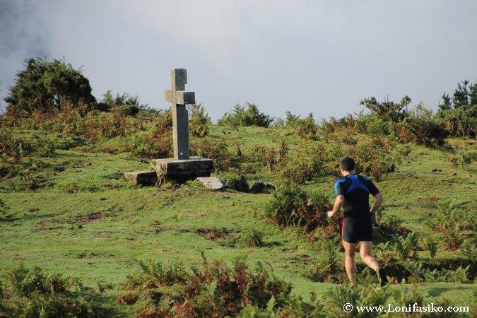 Carreras de montaña en Euskadi