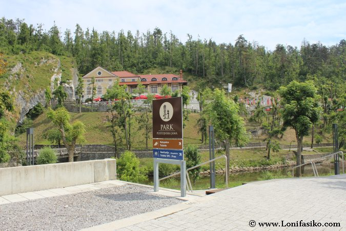 Visitar Cuevas de Postojna en Eslovenia