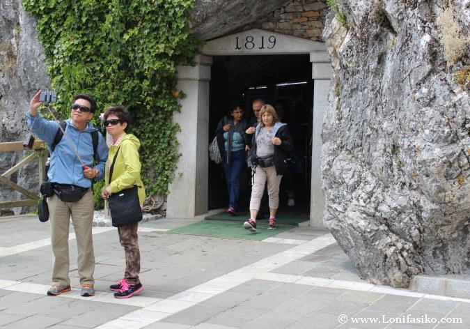Cueva de Postojna Salida Visita Guiada