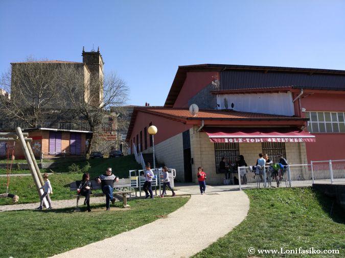 Dónde comer Elgeta: Bolatoki Restaurante