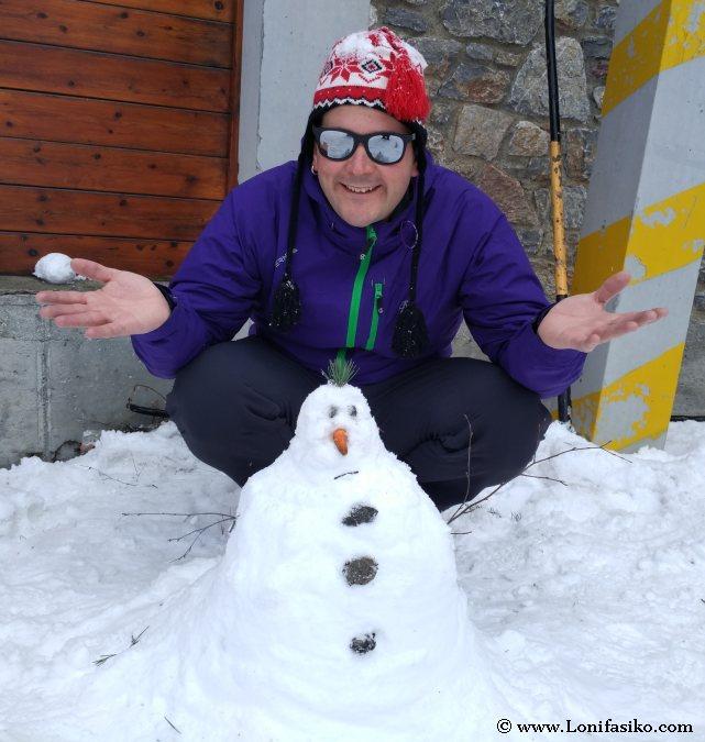 Fotos de muñecos de nieve