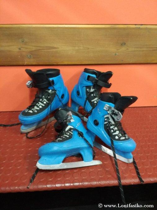 Precio Alquiler Patines hielo Canillo Andorra