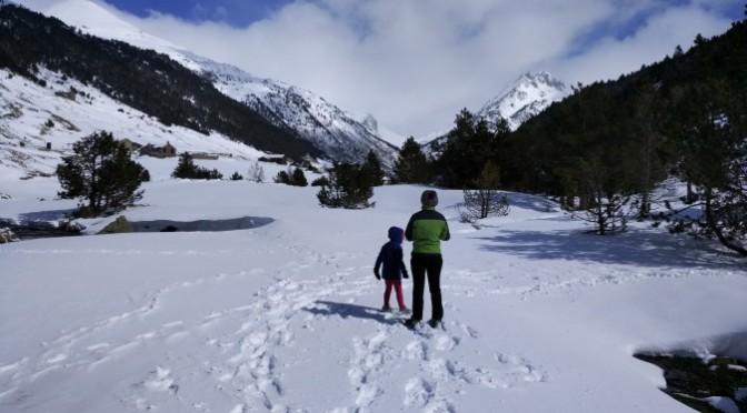 Andorra con niños en invierno: planes en el país de los Pirineos