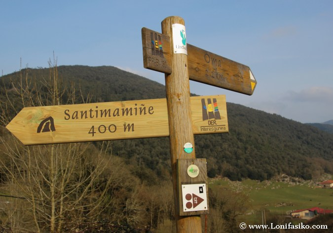 Dónde comer cerca de Bosque Oma y Santimamiñe