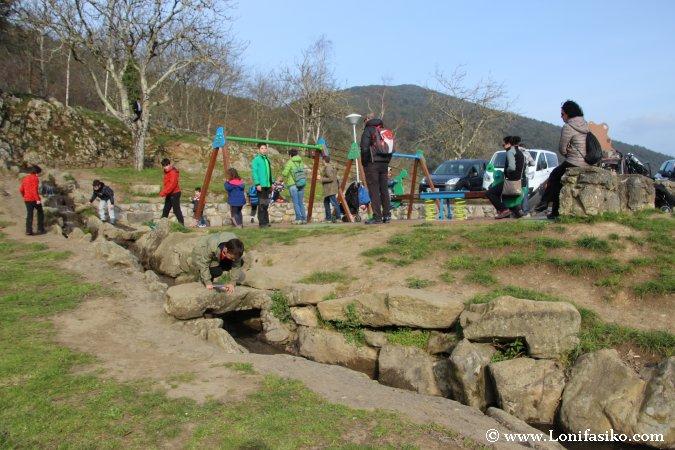 Restaurantes para ir con niños en Euskadi