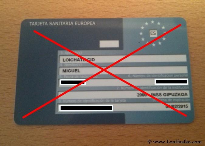 Tarjeta Sanitaria Europea en Andorra