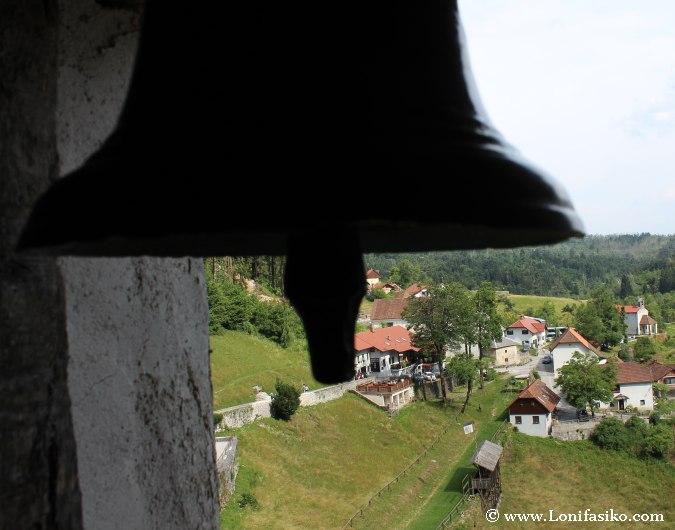 Castillos Eslovenia Predjama
