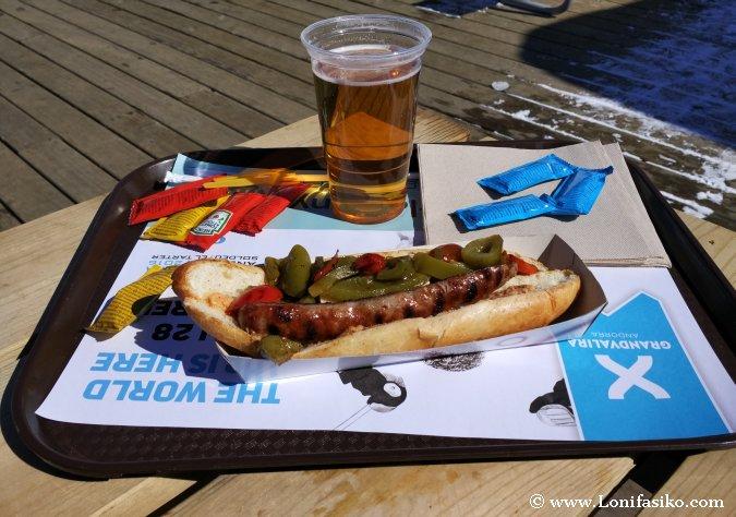 Dónde comer en Grandvalira Andorra