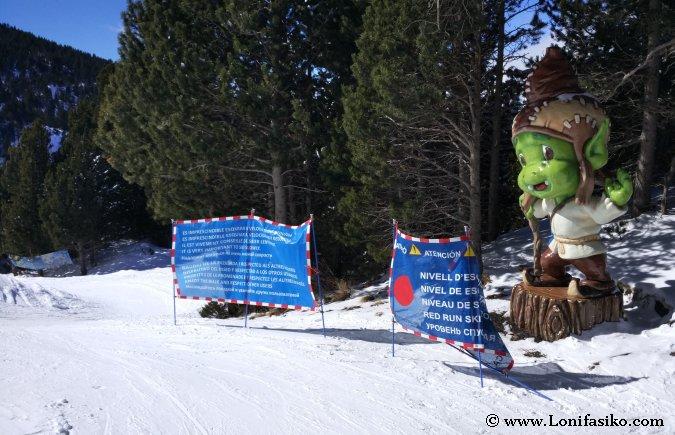 Dónde aprender a esquiar con niños en Andorra