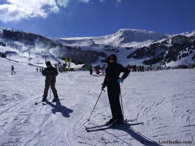 Grandvalira Esquí Andorra El Tarter