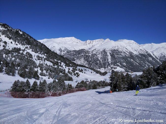 Esquiar en Grandvalira Andorra