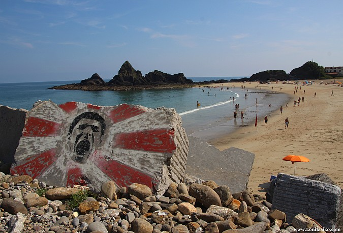 Playa Saturraran Mutriku Fotos