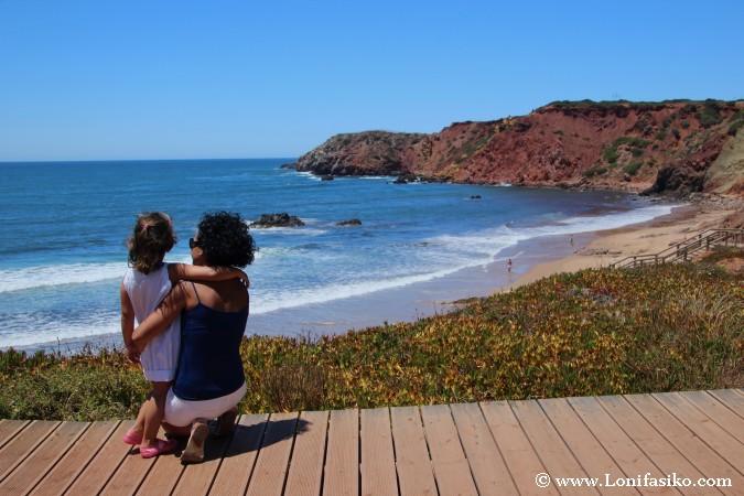 Praia Amado Carrapateira Surf