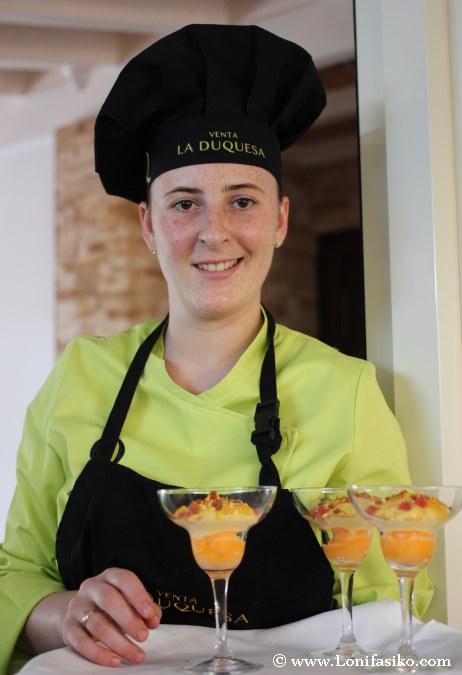 Miriam Rodríguez Chef Venta La Duquesa Medina Sidonia