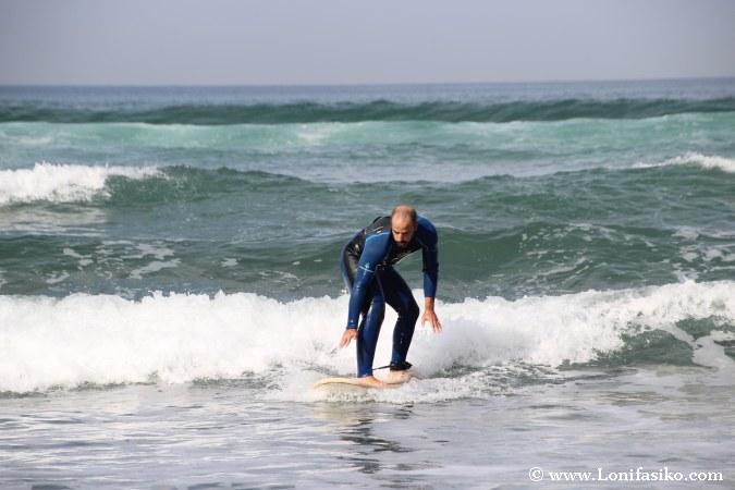 Playas surf Euskadi