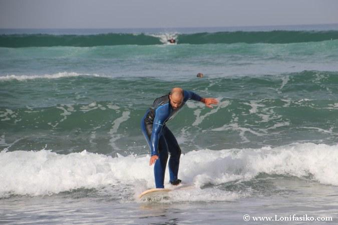 Cursos surf Euskadi Costa Vasca
