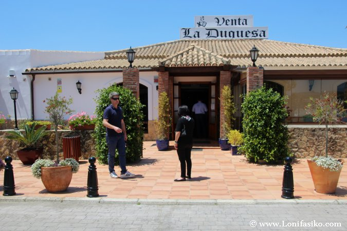 Venta La Duquesa Medina Sidonia Restaurantes