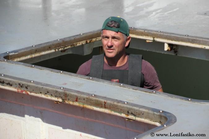 Pesca atún rojo de almadraba Barbate