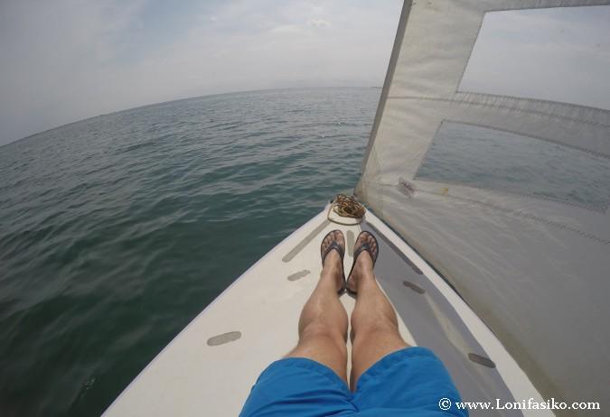 Navegar en velero