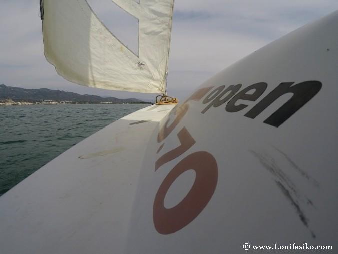 Excursión en velero Mediterráneo