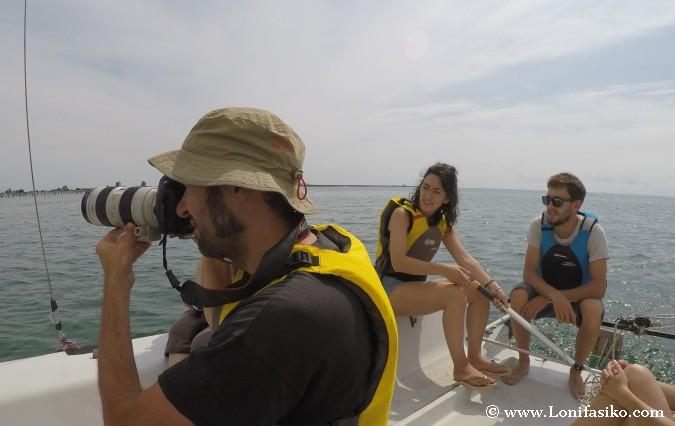 Paseos en velero Tarragona