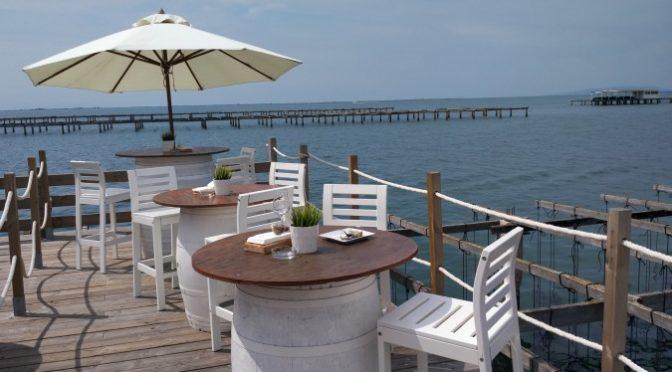 Mejillones, ostras y dolce vita en la bahía de Alfacs