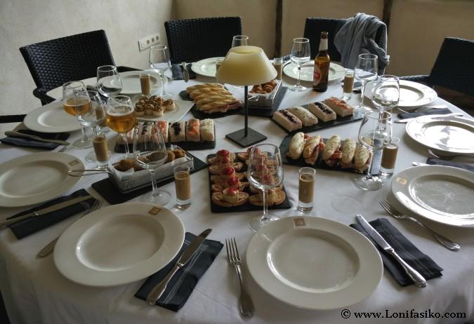 Comer en Palacio Urgoiti Restaurante