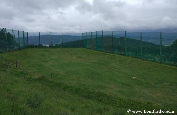 Palacio Urgoiti Golf campo prácticas