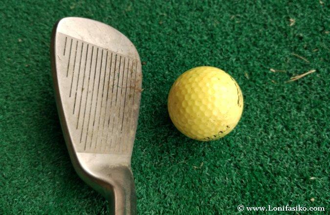 Tipos de palos de golf