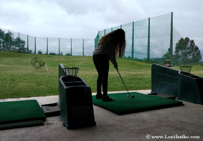 Clases de golf en Euskadi