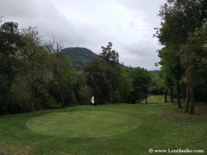 Euskadi campos de golf