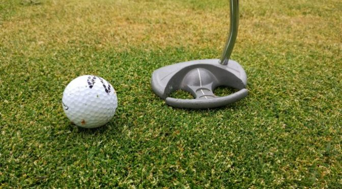 Jugar al golf cerca de Bilbao