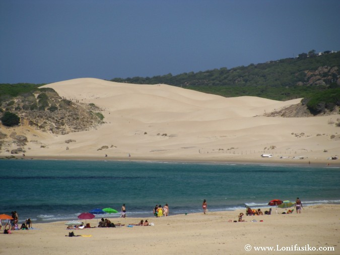 Bolonia Playa Cádiz Fotos