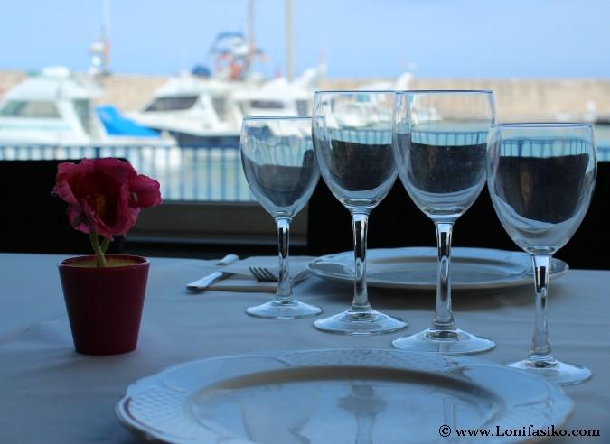 El Nautic Restaurante Les Cases d'Alcanar