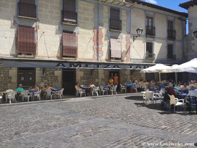 Dónde comer en Mutriku: Restaurante Ametza