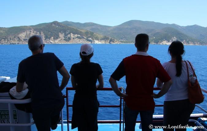 Ferry a la isla de Elba desde Piombino