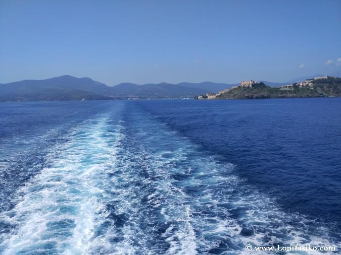 Ferry Elba Piombino Portoferraio