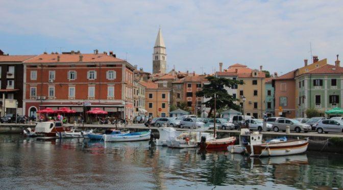 Izola, acento italiano en la localidad más tranquila y familiar de la costa eslovena