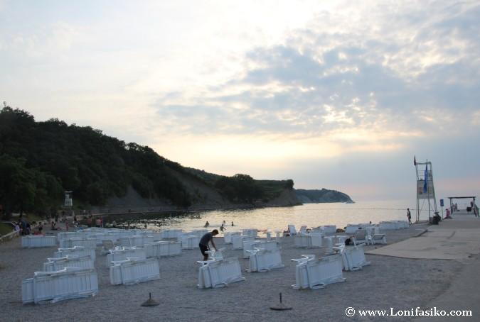 Izola playas fotos
