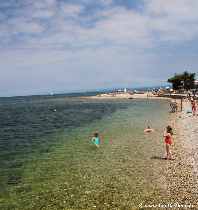 Izola beaches photos