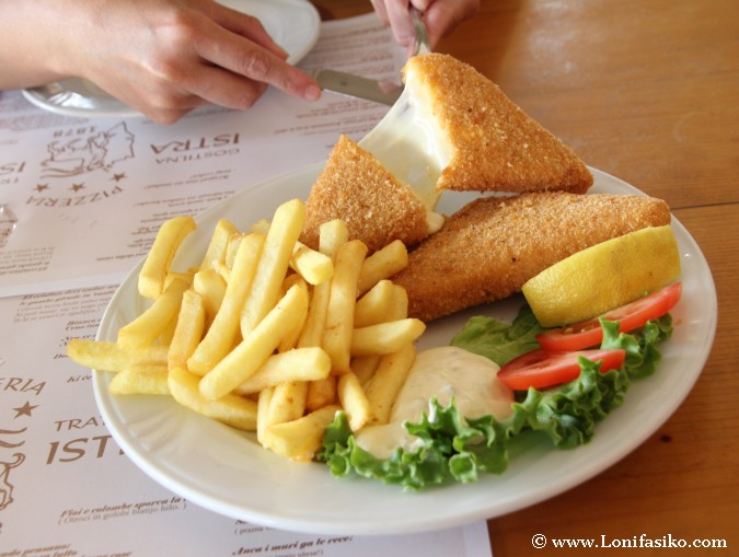 Restaurantes en Izola dónde comer